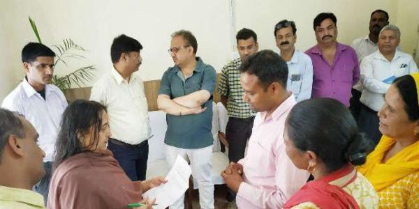 मंत्री सरवीण चौधरी का अधिकारियों को आदेश, बरसात से नुकसान को लेकर रहें अलर्ट