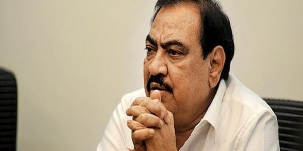 Eknath Khadse opens up about joining NCP