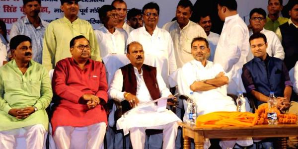 नीतीश कुमार के फैसले को नहीं मानेगी आरएलएसपी- नागमणि