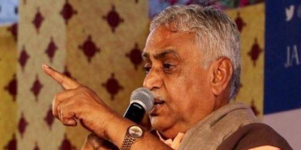 RSS नेता मनमोहन वैद्य ने कहा- हिंदू कभी कट्टरवादी नहीं हो सकता