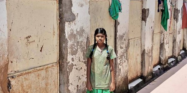 10 toilets for 420 girl students at tribal welfare hostel