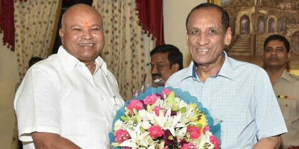 Kanna complains to Governor against CM