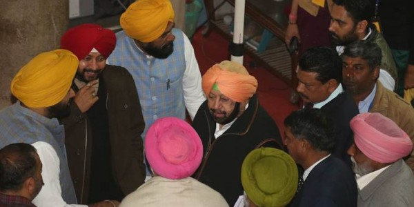 Bail for Badal aide rocks meet, Punjab CM assures probe into delay by Vigilance