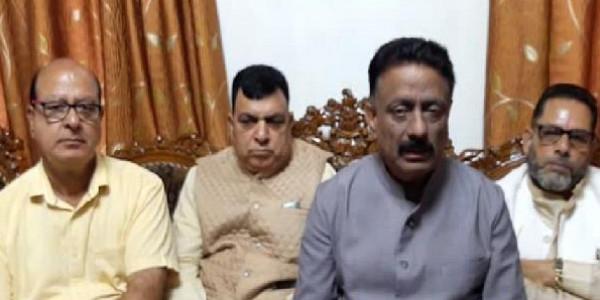 हिमाचल कांग्रेस अध्यक्ष कुलदीप सिंह राठौर ने कहा, हिमाचल में सरकार ने करवाई इंवेस्टर मीट असफल रही