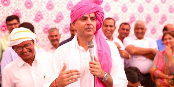 निकाय चुनाव अपने दम पर लड़ेगी कांग्रेस: सचिन पायलट