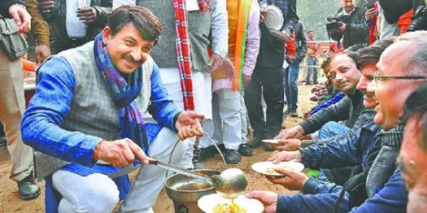 Manoj Tiwari Attacks On Opposition's Leaders