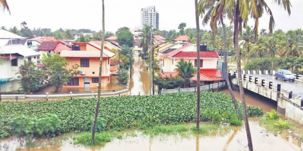 Reeling under flood impact, Kerala wants Rs 80 crore housing project for MLAs