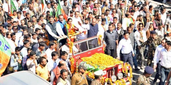 हिमाचल उपचुनाव: CM बोले-ऐतिहासिक जीत होनी चाहिए, ताकि प्रदेश भर में हों चर्चे