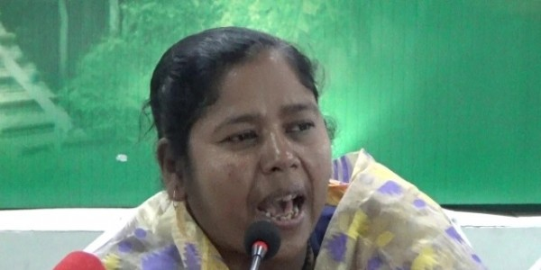 Tripura: Congress lodges model code violation complaint against BJP candidate Pratima Bhowmik