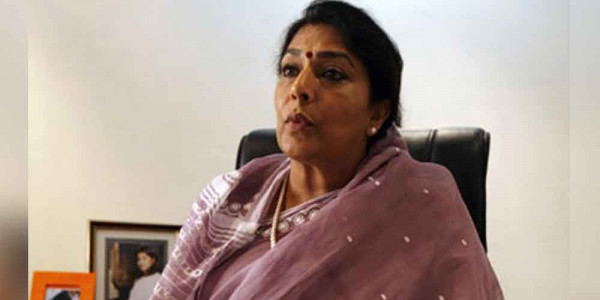 Non-bailable warrant to Congress leader Renuka Chowdhury