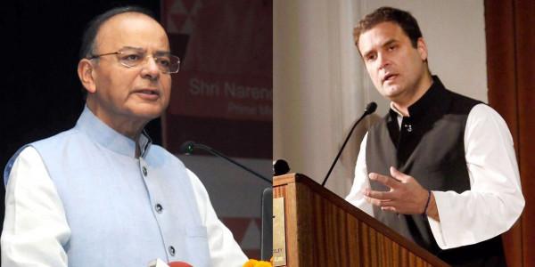 विजय माल्या के खुलासे पर राहुल गांधी ने अरुण जेटली से मांगा इस्तीफा, कहा- पीएम स्वतंत्र जांच कराएं