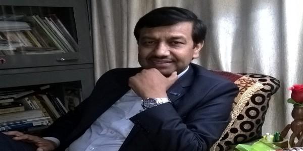 लोकसभा चुनाव में BJP के पक्ष मे किया प्रचार, HPU प्रो. प्रमोद शर्मा सस्पेंड