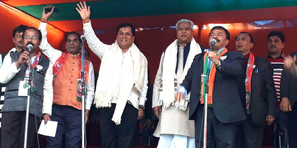 BJP-NDPP tie up in Nagaland can trigger political turmoil in Manipur