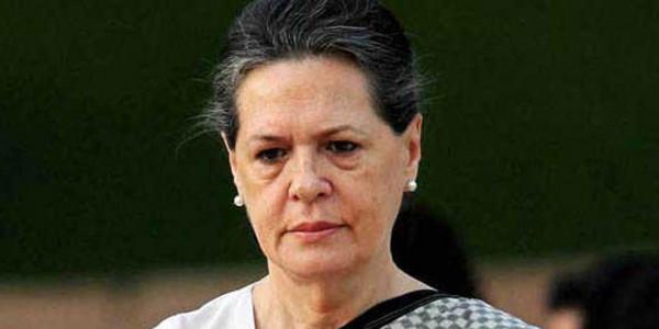 सोनिया गांधी ने पार्टी की आवाज सामने रखने विशेषज्ञ समिति गठित की