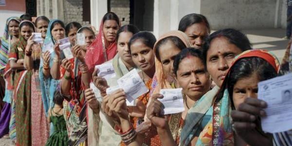 500 रुपये देकर दलितों की उंगली पर लगा दी स्याही, जांच के आदेश