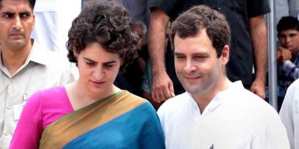 शिवसेना ने धुर विरोधी कांग्रेस नेता राहुल और प्रियंका गांधी की तारीफ क्यों की?