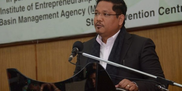 Meghalaya CM to hold cabinet meeting outside Shillong for first time