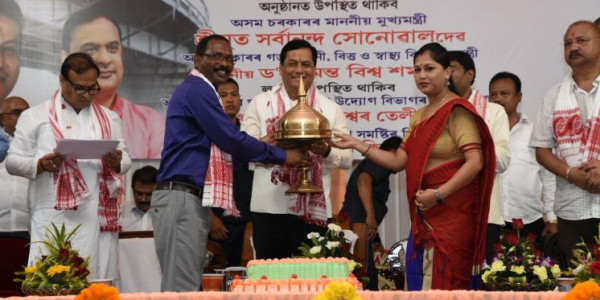 CM plans to make Tinsukia a modern and progressive city