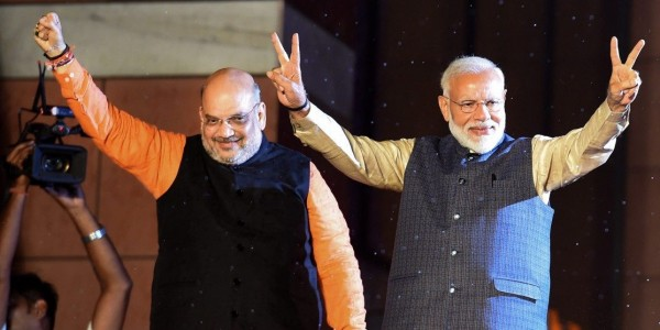 Gujarat: Its BJP Through and Through for All 26 Seats
