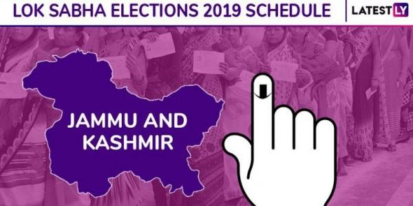 उधमपुर और श्रीनगर लोकसभा सीट पर आज थमेगा चुनाव प्रचार का शोर