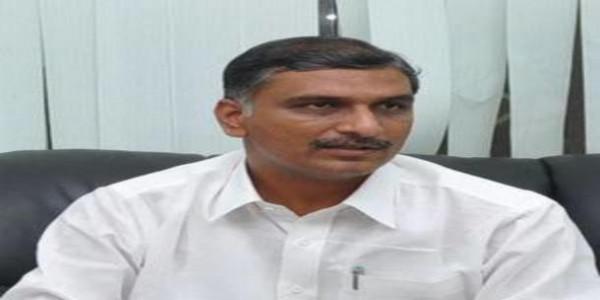 Kanthanapalli barrage by Sept  2018: Harish Rao