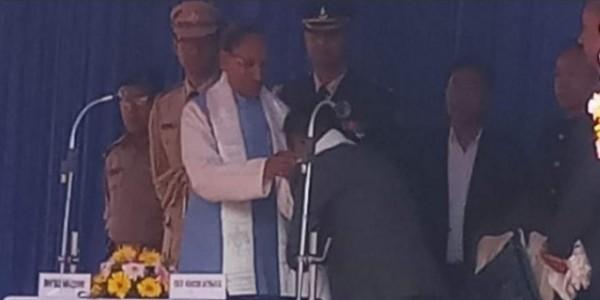 सिक्किम: पी एस गोले ने ली मुख्यमंत्री पद की शपथ, पवन चामलिंग के 24 सालों का शासन खत्म