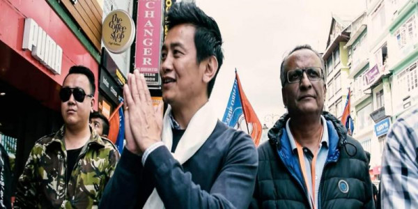 BJP Should Explain Themselves: Hamro Sikkim Party
