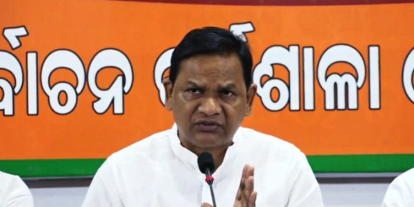 Odisha Opposition Leader alleges death of Haridaspur PEO was a pre-planned murder