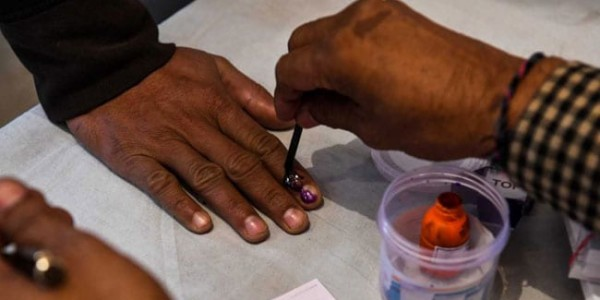 Lok Sabha Elections 2019: Voting Is In Progress For Four Constituencies Of Tamil Nadu
