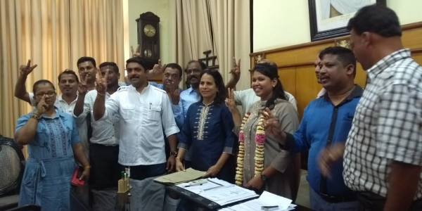 Straight fight today for MMC chairperson's post