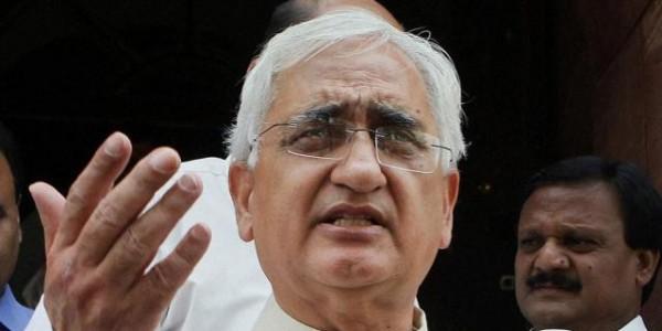 सलमान खुर्शीद का बड़ा बयान, कहा- कांग्रेस तीसरे मोर्चे की सरकार को समर्थन नहीं देगी