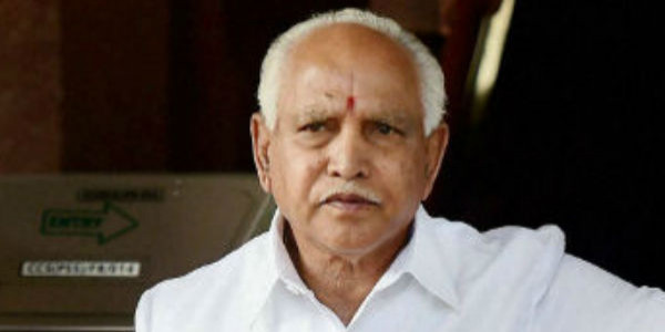 Govt. not interested in session: Yeddyurappa