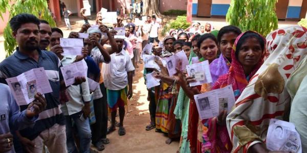 झारखंड चुनाव: अंतिम चरण के मतदान के लिए पर्चा भरने का आज आखिरी दिन