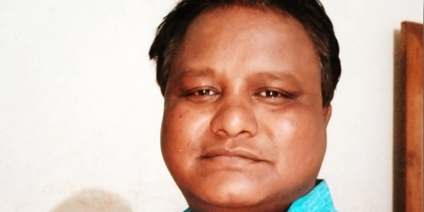 Devoid Of Accommodation, Odisha BJP Chief Whip Forced To Stay On Footpath
