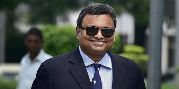 Uproar in T.N. Congress over choice of Karti Chidambaram