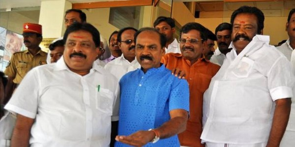 TN govt. whip recommends action against 3 AIADMK MLAs for anti-party activities