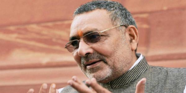 गिरिराज ने बिहार के लोगों से मांगी माफी, किया ये इमोशनल ट्वीट... जानिए क्यों?