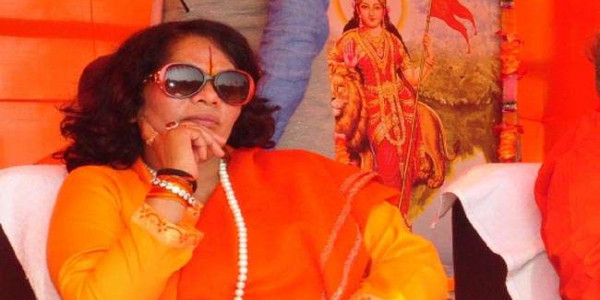 nalanda-sadhvi-prachi-declares-ram-temple-to-be-made-in-ayodhya-at-any-cost