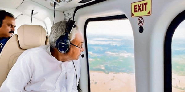 chief-minister-flood-affected-area-air-survey-relief-rescue-work