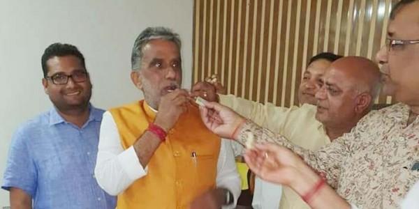 मोदी मंत्रिमंडल में फिर शामिल होंगे कृष्णपाल गुर्जर और राव इंद्रजीत, कटारिया का नाम भी जुड़ा