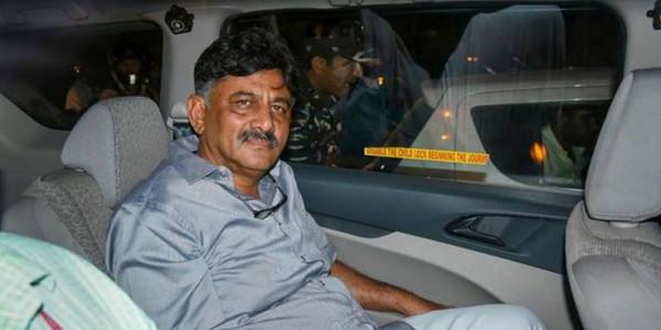 Delhi court extends Shivakumar's judicial custody till Oct 15