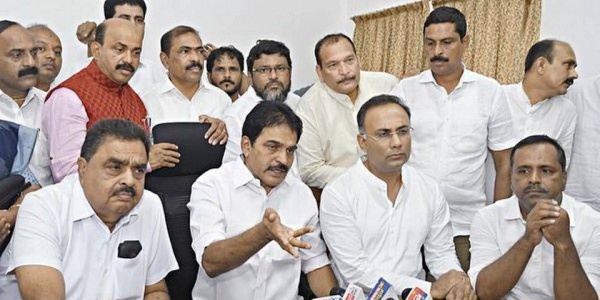 Congress leaders wary of seat sharing with JD(S)