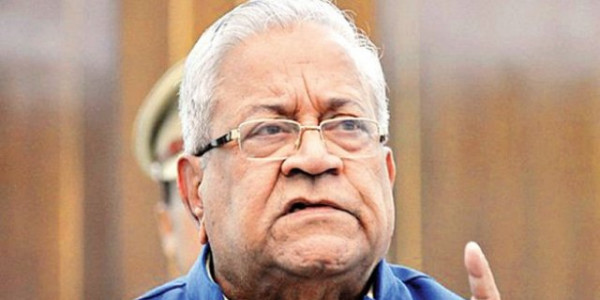 Nagaland solution within one or two months, says governor PB Acharya