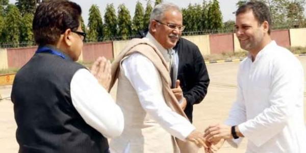 कांग्रेस पार्टी की सरकार आई तो गब्बर सिंह टैक्स हटाकर एक सिंगल जीएसटी कर दूंगा - राहुल गांधी