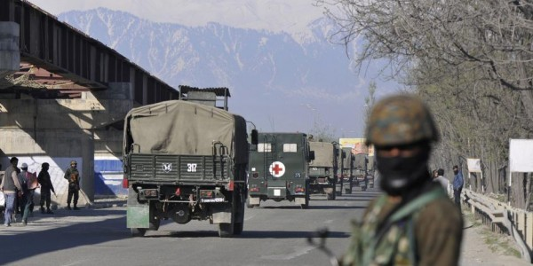 Highway restrictions lifted partially in J&K