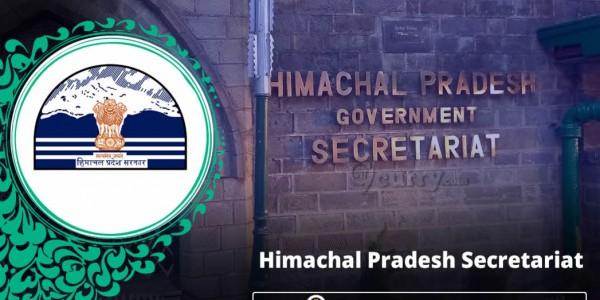 Amidst poll din, Himachal Secretariat wears a deserted look