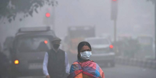 74% of pollution in Delhi comes from nearby areas