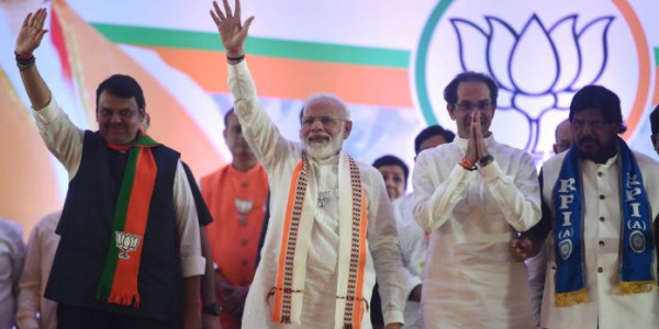 BJP has detached politics from economics. That's why it will win Haryana, Maharashtra