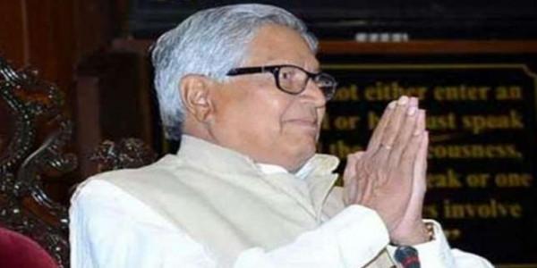 मेघवाल ने राज्यपाल को घेरा, कहा- वे 70 साल की परंपरा को तोड़ रहे है