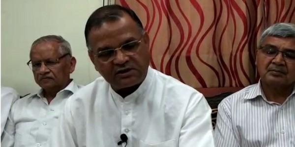 बीजेपी विधायक पर लगे रिश्तदारों के जरिए सरकारी जमीन पर कब्जा करने के आरोप, जानिये